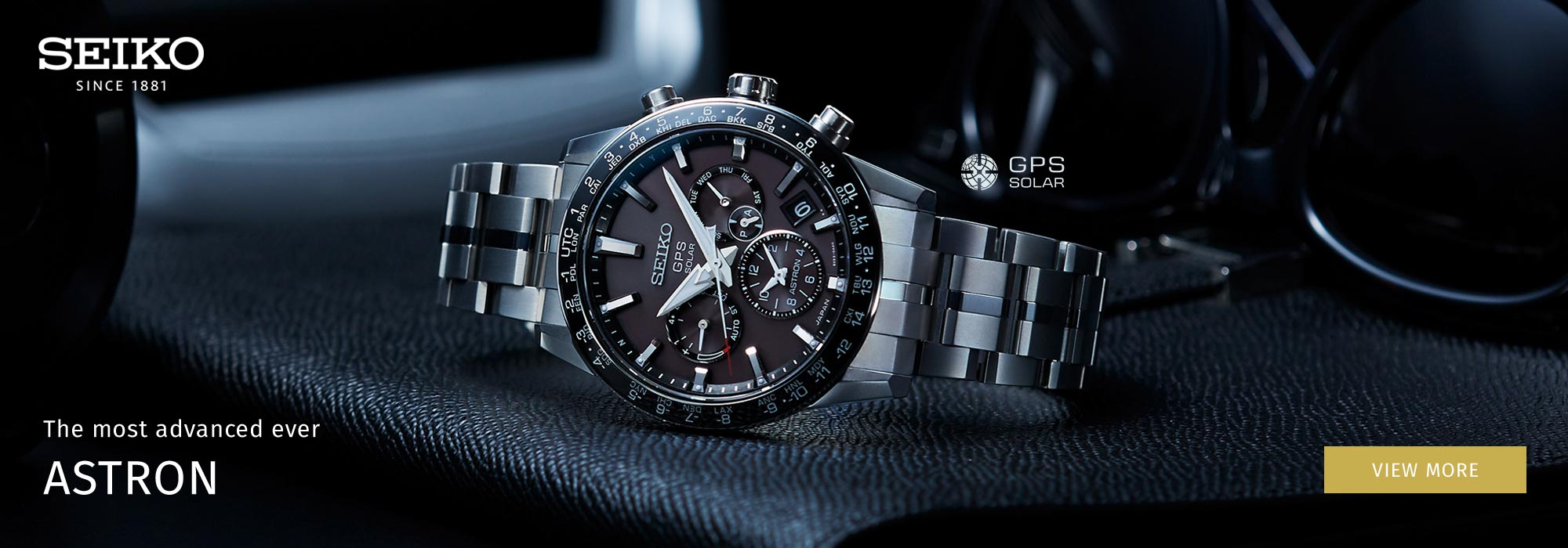 Seiko Watches Available At Keoghans Showcase Jewellers